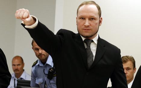 Breivik's mass murder speech hits the stage