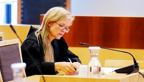 Women get 12 years for Oslo axe murder