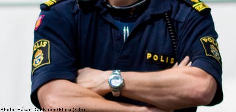 Police slammed over 'east European' tweet