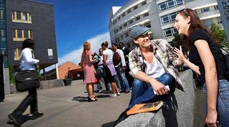 Sweden's most international education – in Jönköping