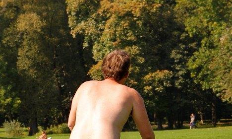 Naked monk in woods 'had eaten bad berries'