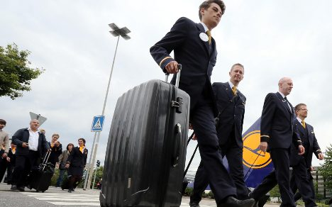 More Lufthansa flights cancelled day after strike