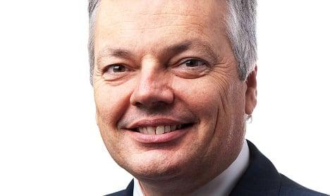 Belgian minister eyes citizens' Swiss accounts