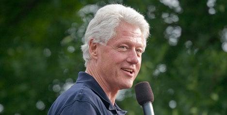 Bill Clinton ponders French presidency run