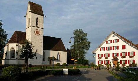 Zug community tops Swiss 'best place' list