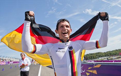 German Paralympians bag 66 medals in London