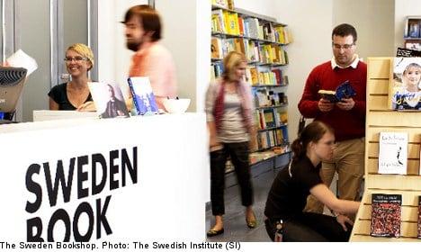 Stockholm's Sweden Bookshop closes down