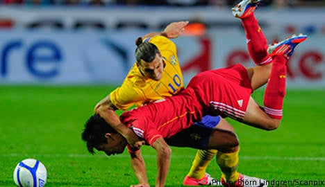 Sweden beat China 1-0 in lacklustre friendly