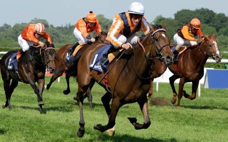 German European equine victory hopes dashed
