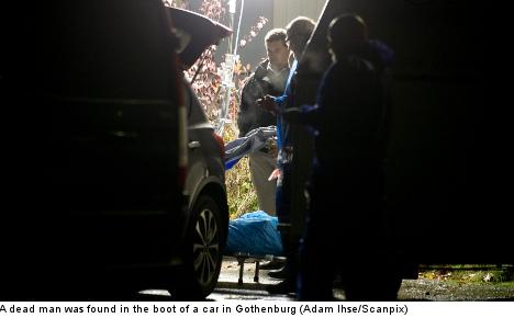 Missing man found dead, locked inside car boot