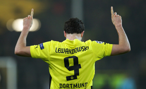 Dortmund on top after 2-1 win over Real
