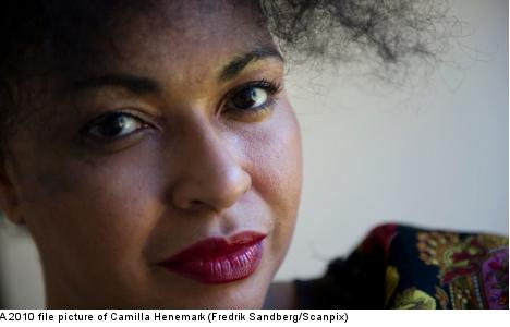 Introducing… Camilla Henemark