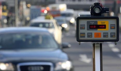 Traffic police plan huge blitz for speeders
