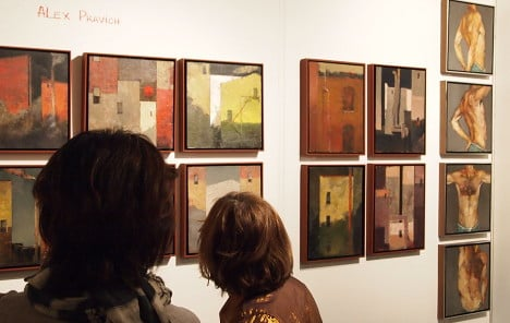 'Affordable Art Fair' heads for Hamburg