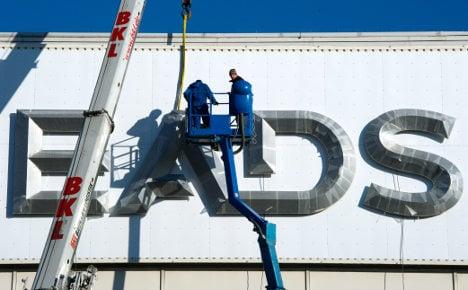 Berlin blasted for ruined EADS-BAE merger