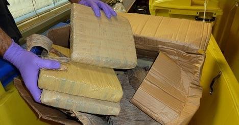 France and Spain crack down on drug smuggling