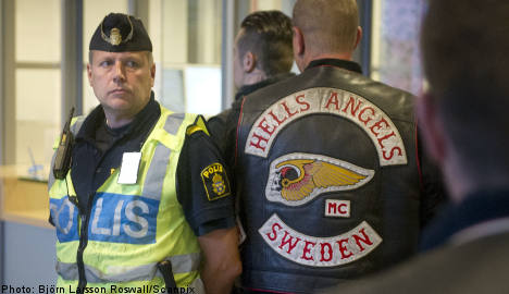 Hells Angels trial opens after violent party crash