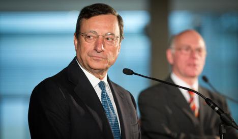 ECB head: bond buying won't cause inflation