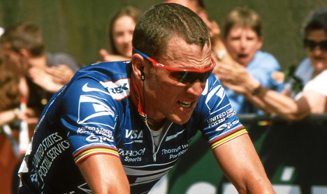 Armstrong's Swiss drug test was 'suspicious'