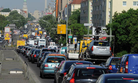 German states weigh congestion tax