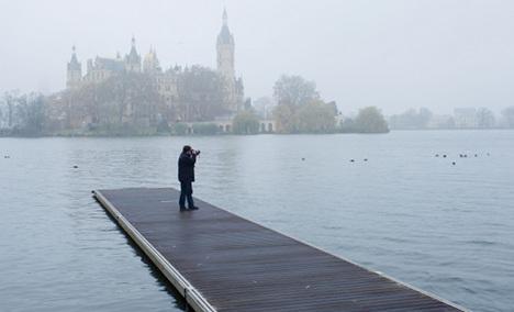Snow, sleet and fog signal start of winter