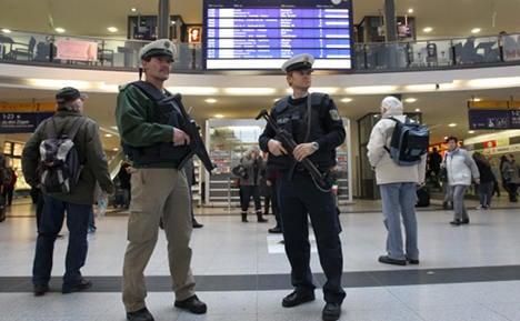 Booze ban for Nuremberg station