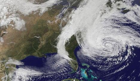 Swiss insurers brace for hefty hurricane bill