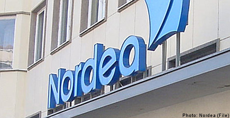 Swedish banks 'a safe haven' from euro crisis