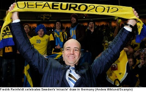 Swedish press hails 'miracle in Berlin'