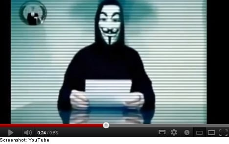 Hacktivists threaten 'biggest attack' on Friday