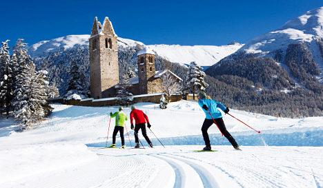Switzerland seeks to jump-start tourism