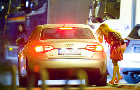 Hamburg: we have only 29 prostitutes
