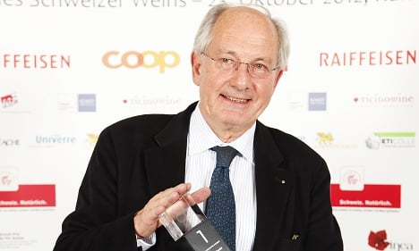 Ticino vintner wins best winemaker prize