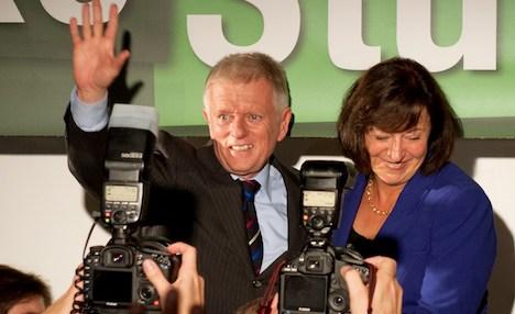 Stuttgart elects Green Party mayor
