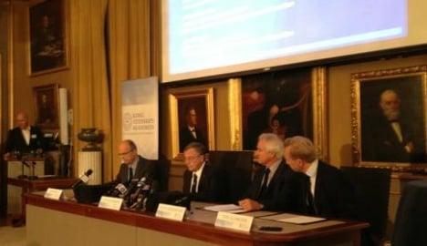 US duo awarded Nobel economics prize