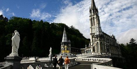 Divine rumblings? Lourdes hit by quake