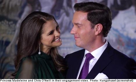 Princess Madeleine: Chris is my soul mate