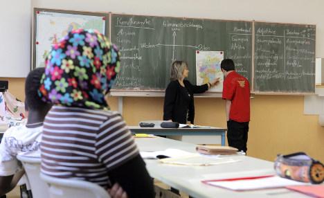 Berlin schools 'racially segregating' children