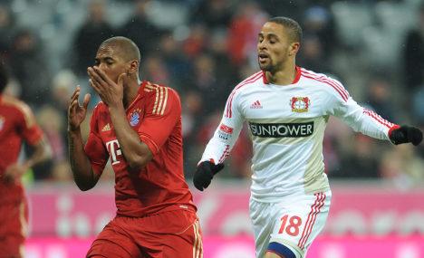 Leverkusen end jinx to snap Bayern streak