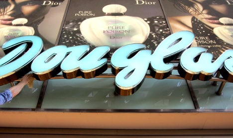 US takeover likely for Douglas perfume chain
