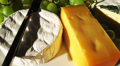 Swedes cheesed off over import tariffs