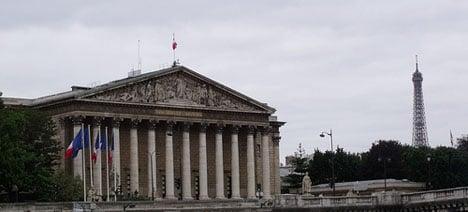 France begins debate on EU austerity treaty