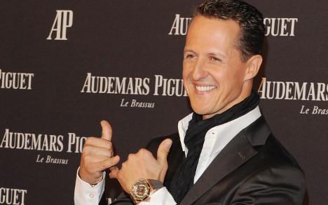 Schumacher: I'll leave Switzerland over taxes