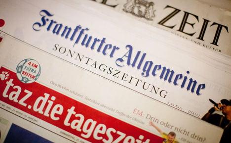Major German news agency bankrupt