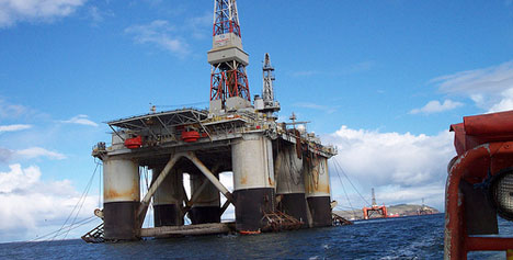 Total halts gas field expansion in Barents Sea