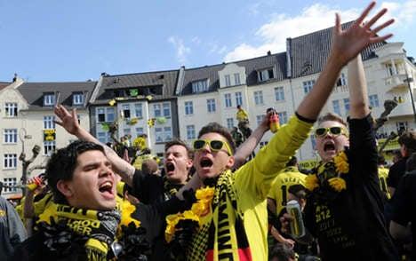 Bundesliga derby oozes overseas allure