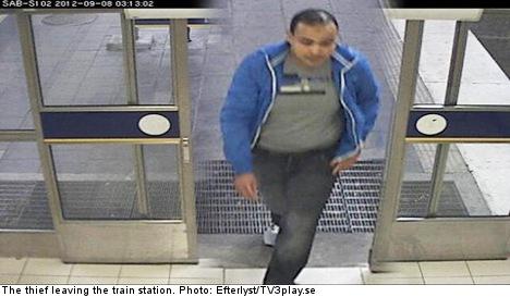 Robbing unconscious man 'a bad idea': suspect
