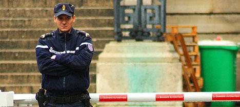 Marseille police hit by corruption 'gangrene'