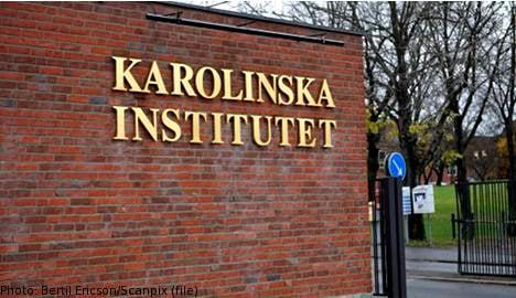 Swedish medical uni ranked best in the region
