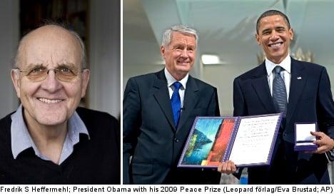 Nobel's will 'blatantly disrespected' in Norway